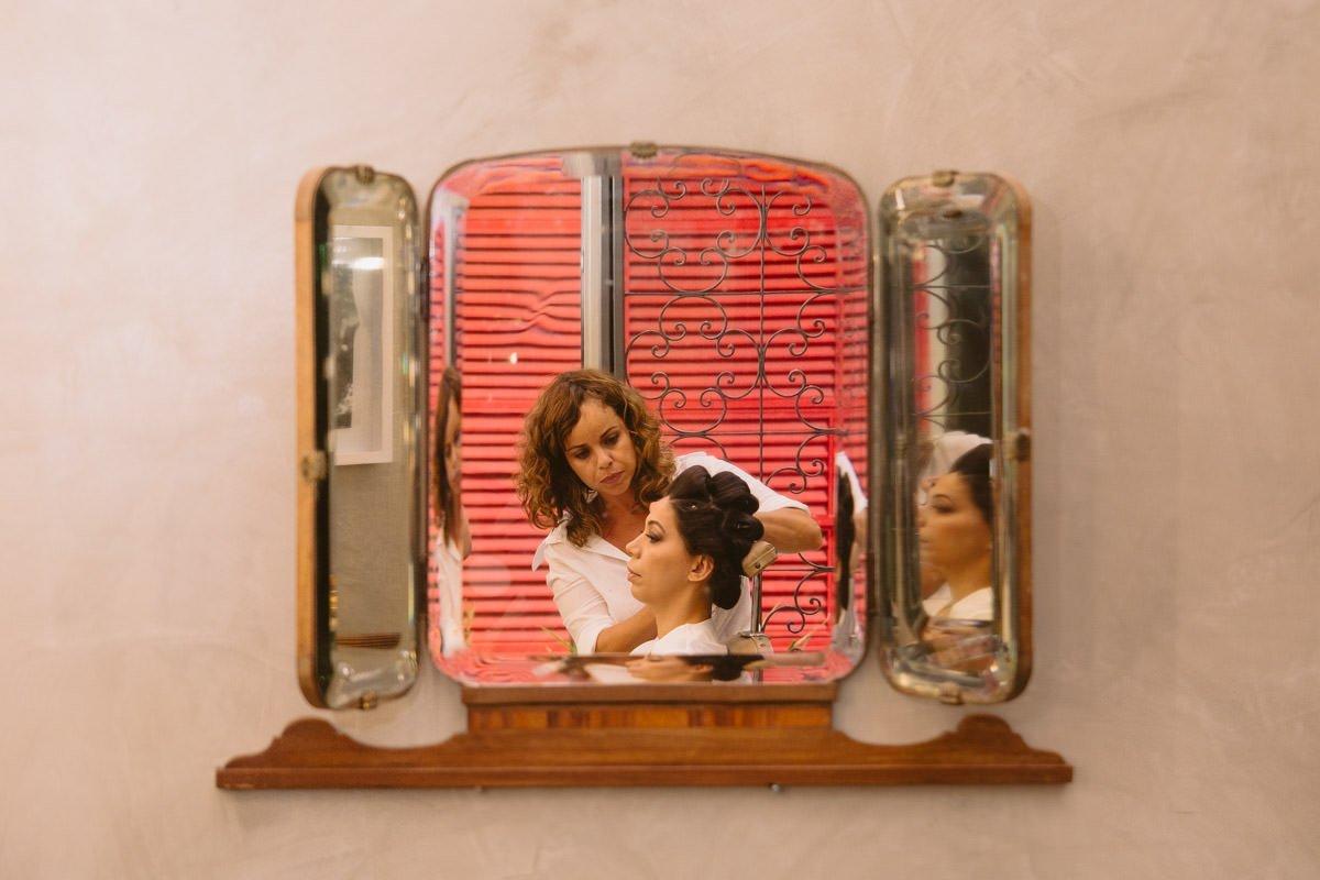making of noiva espelho belo horizonte