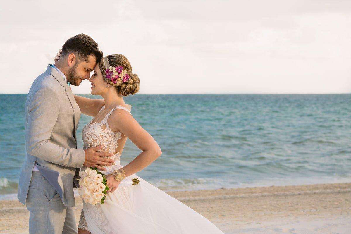 ensaio de noivos em cancun