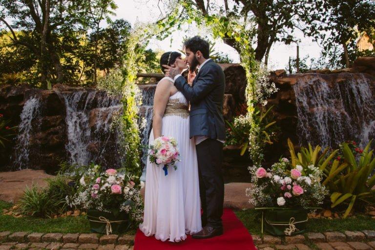 Casamento de dia em belo horizonte na casa da família