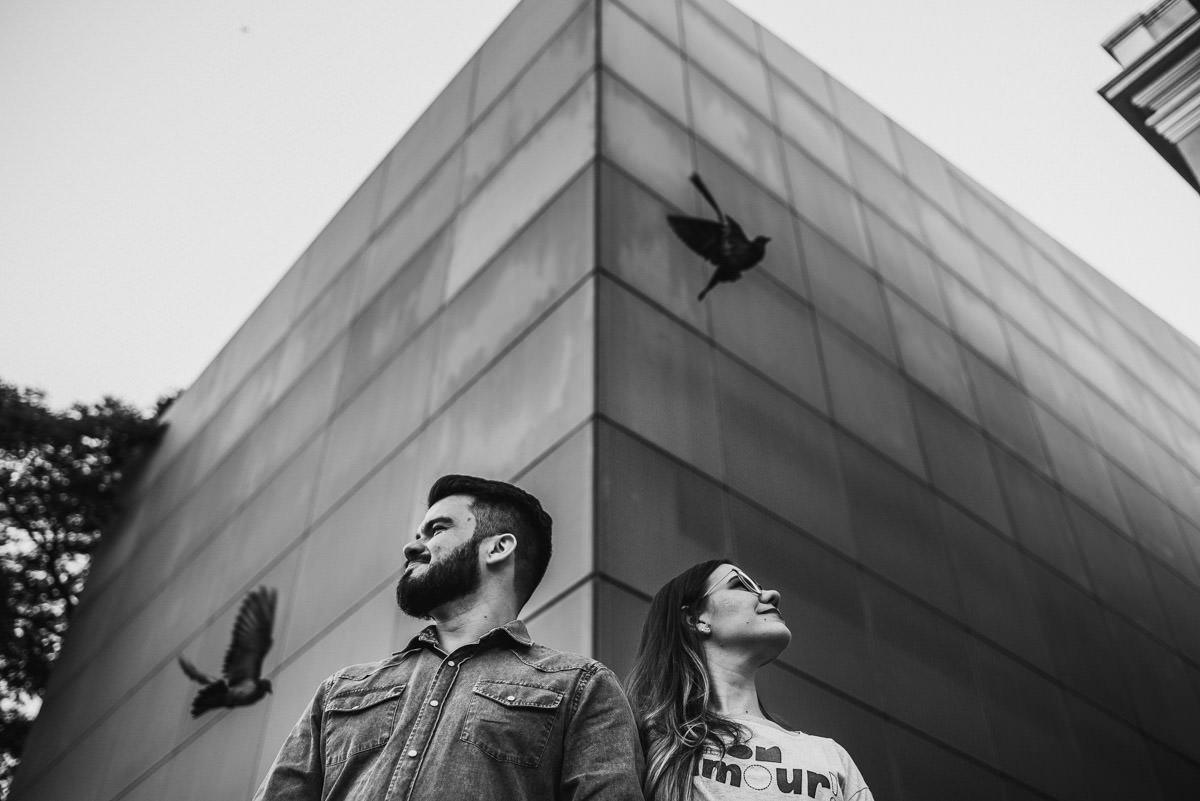 ENSAIO PRÉ-WEDDING NO CAFÉ | CAROL E DAVID